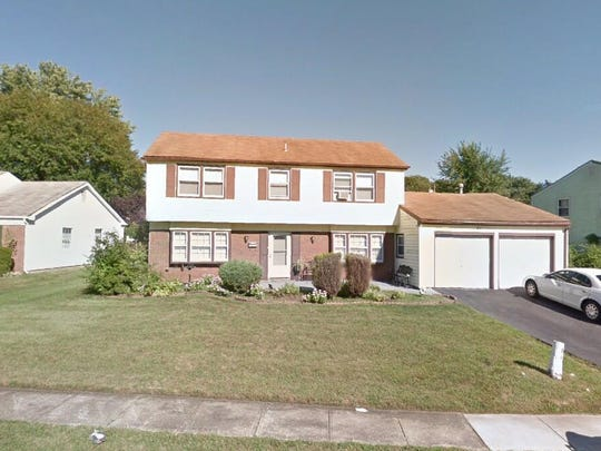 This Google Street View image shows the approximate location of 86 New Castle Lane in Willingboro. The property at this address changed hands in October 2019, when new owner bought the property for $160,000.