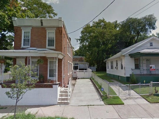 This Google Street View image shows the approximate location of 1124 No 27th St. in Camden. The property at this address changed hands in August 2019, when new owner bought the property for $130,000.