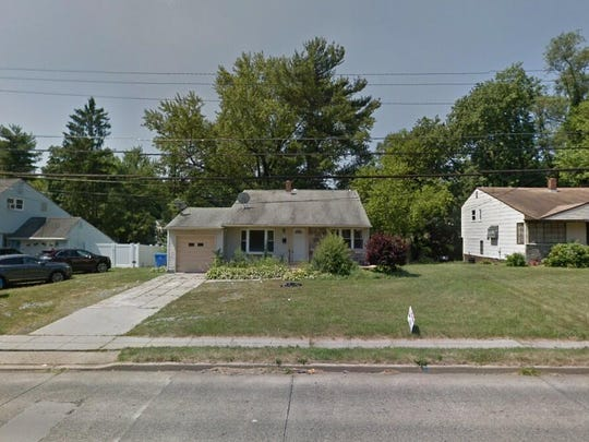 This Google Street View image shows the approximate location of 1607 Berlin Road in Cherry Hill. The property at this address changed hands in September 2019, when new owners bought the property for $200,000.