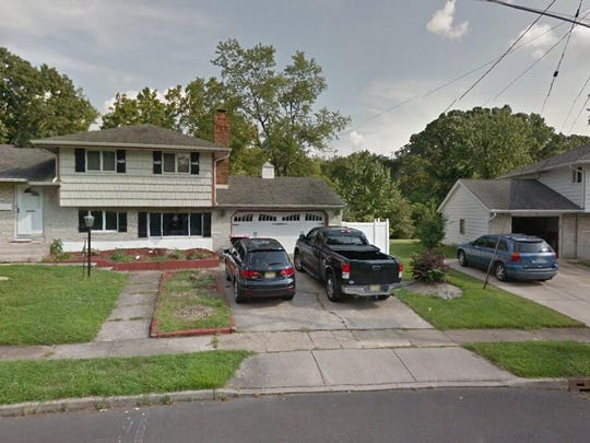 This Google Street View image shows the approximate location of 34 Albert Road in Gloucester Township. The property at this address changed hands in October 2019, when new owners bought the property for $199,000.