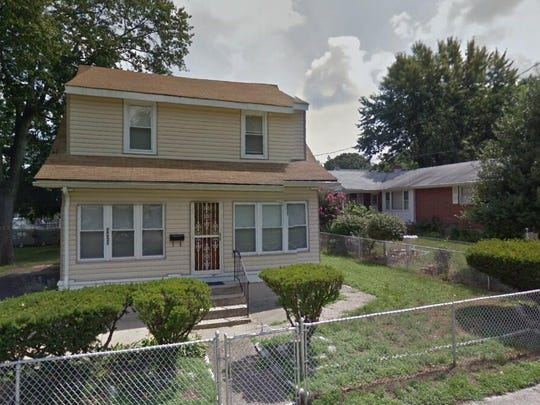 This Google Street View image shows the approximate location of 3422 Gladwyn Ave. in Pennsauken. The property at this address changed hands in October 2019, when new owners bought the property for $120,000.