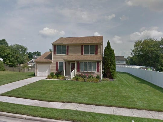 This Google Street View image shows the approximate location of 107 Crestview Drive in Deptford. The property at this address changed hands in October 2019, when new owners bought the property for $231,000.