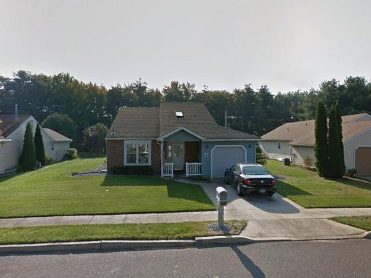 This Google Street View image shows the approximate location of 37 Knollwood Drive in Deptford. The property at this address changed hands in October 2019, when new owners bought the property for $219,900.