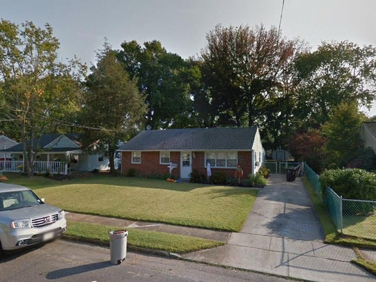 This Google Street View image shows the approximate location of 176 Peterson Blvd. in Deptford. The property at this address changed hands in October 2019, when new owners bought the property for $170,000.