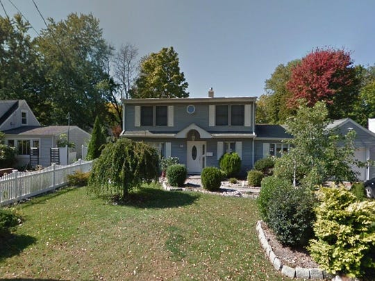 This Google Street View image shows the approximate location of 16 Lynn Place in Pequannock. The property at this address changed hands in June 2019, when new owners bought the property for $410,000.