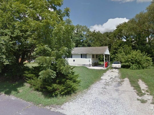 This Google Street View image shows the approximate location of 331 S. Pine St. in Bridgeton. The property at this address changed hands in December 2019, when new owner bought the property for $55,000.