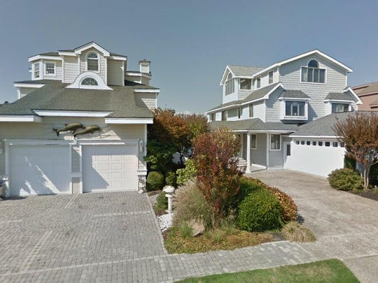 This Google Street View image shows the approximate location of 42 Heron Drive in Avalon. The property at this address changed hands in September 2019, when the new owners bought the property for $3,925,000.