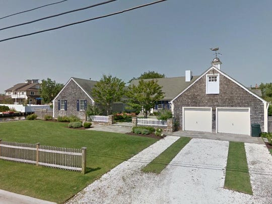 This Google Street View image shows the approximate location of 854 Clayton Ave. in Bay Head. The property at this address changed hands in September 2019, when the new owners bought the property for $3,700,000.