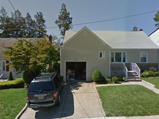 This Google Street View image shows the approximate location of 91 Orchard Place in Maywood. The property at this address changed hands in August 2019, when new owners bought the property for $380,000.