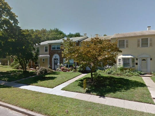 This Google Street View image shows the approximate location of 57 Rockland Drive in Willingboro. The property at this address changed hands in September 2019, when new owners bought the property for $125,000.