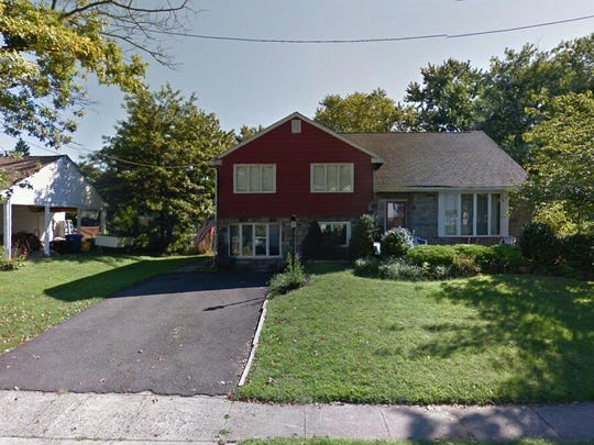 This Google Street View image shows the approximate location of 2158 Holly Lane in Cinnaminson. The property at this address changed hands in November 2019, when new owners bought the property for $350,000.