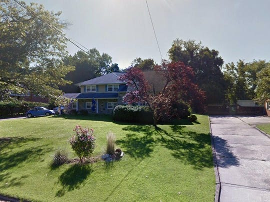 This Google Street View image shows the approximate location of 100 Sussex Drive in Cinnaminson. The property at this address changed hands in November 2019, when new owners bought the property for $299,900.