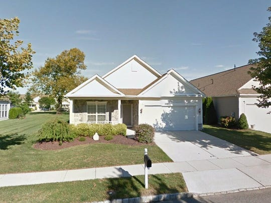 This Google Street View image shows the approximate location of 12 Myers Place in Delanco. The property at this address changed hands in November 2019, when new owner bought the property for $277,000.
