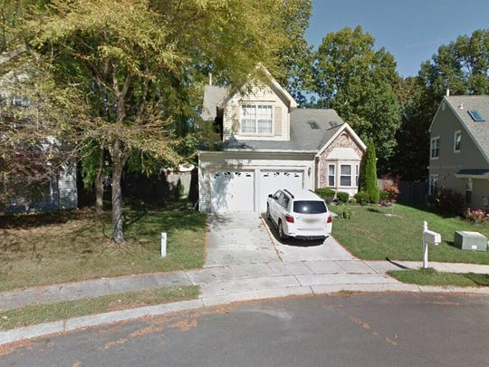 This Google Street View image shows the approximate location of 9 Hartzel Court in Mount Laurel. The property at this address changed hands in November 2019, when new owners bought the property for $347,500.