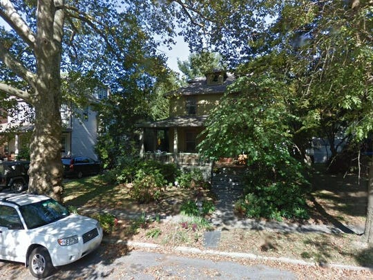This Google Street View image shows the approximate location of 45 E. Vassar Road in Audubon. The property at this address changed hands in October 2019, when the new owners bought the property for $283,000.