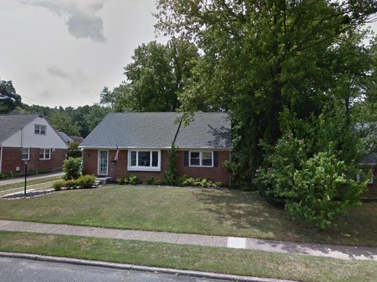 This Google Street View image shows the approximate location of 1016 Chesterfield Road in Barrington. The property at this address changed hands in October 2019, when new owner bought the property for $289,000.