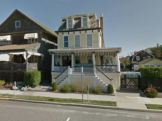 This Google Street View image shows the approximate location of 15 Queen St. in Cape May. The property at this address changed hands in October 2019, when the new owners bought the property for $2,650,000.