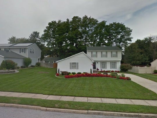 This Google Street View image shows the approximate location of 13 Hilliard Way in Washington. The property at this address changed hands in November 2019, when new owners bought the property for $240,000.
