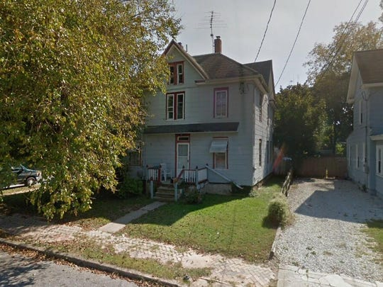 This Google Street View image shows the approximate location of 106 W. Center St. in Clayton. The property at this address changed hands in November 2019, when new owner bought the property for $207,000.