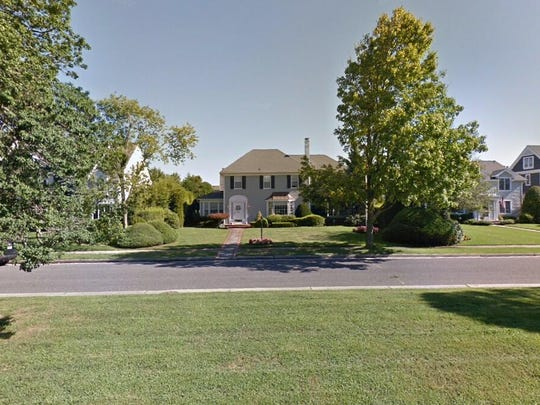 This Google Street View image shows the approximate location of 311 Crescent Parkway in Sea Girt. The property at this address changed hands in October 2019, when the new owners bought the property for $3,000,000.