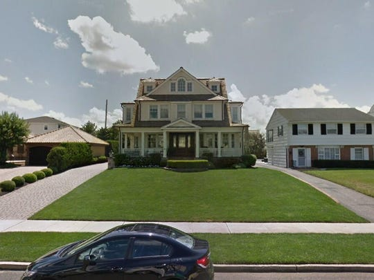 This Google Street View image shows the approximate location of 2 Chicago Blvd. in Sea Girt. The property at this address changed hands in October 2019, when the new owner bought the property for $4,400,000.
