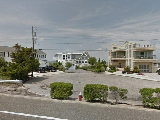 This Google Street View image shows the approximate location of 11857 Paradise Drive in Stone Harbor. The property at this address changed hands in October 2019, when the new owners bought the property for $2,999,999.