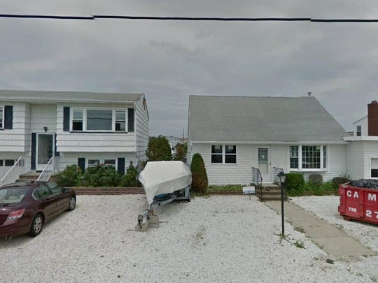 This Google Street View image shows the approximate location of 229 Bryn Mawr Ave. in Lavallette. The property at this address changed hands in September 2019, when the new owners bought the property for $875,000.
