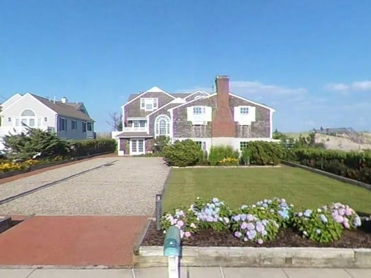This Google Street View image shows the approximate location of 929 E. Ave. in Mantoloking. The property at this address changed hands in November 2019, when the new owner bought the property for $3,680,000.