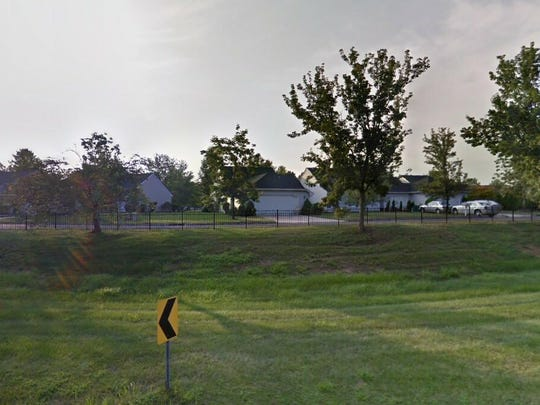 This Google Street View image shows the approximate location of 574A Nutley Drive in Monroe. The property at this address changed hands in December 2019, when new owners bought the property for $235,000.