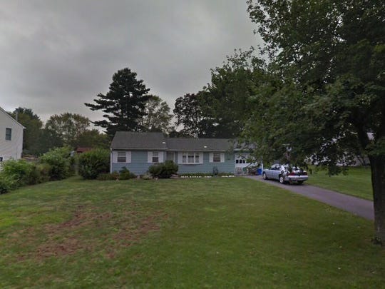 This Google Street View image shows the approximate location of 12 Forrestal Road in South Brunswick. The property at this address changed hands in October 2019, when new owners bought the property for $255,500.