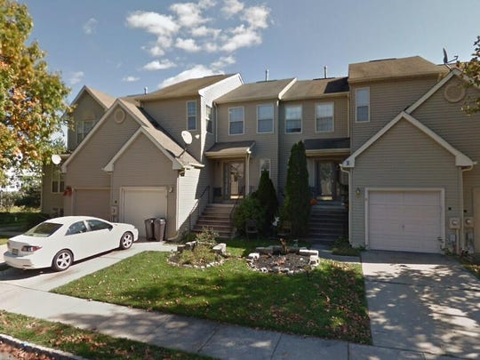 This Google Street View image shows the approximate location of 5 Beechcrop Court in Delran. The property at this address changed hands in November 2019, when new owner bought the property for $177,700.