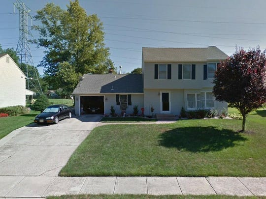 This Google Street View image shows the approximate location of 305 Tenby Chase Drive in Delran. The property at this address changed hands in November 2019, when new owners bought the property for $273,900.