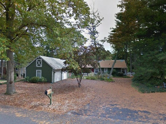 This Google Street View image shows the approximate location of 127 Wagush Tr in Medford Lakes. The property at this address changed hands in December 2019, when new owners bought the property for $399,000.