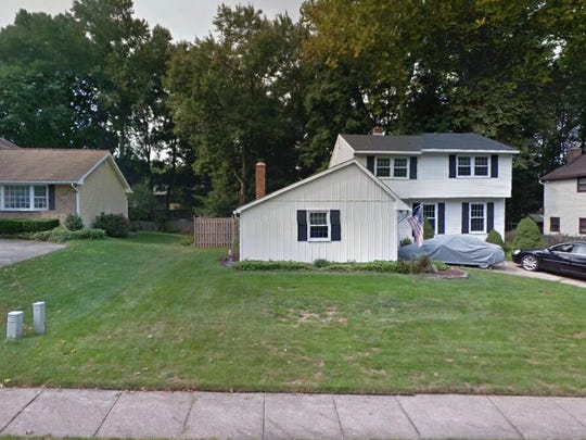 This Google Street View image shows the approximate location of 728 Liberty Road in Mount Laurel. The property at this address changed hands in October 2019, when new owners bought the property for $331,000.