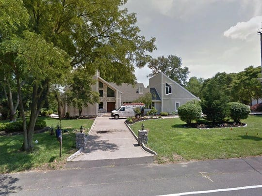 This Google Street View image shows the approximate location of 970 Borton Landing Road in Moorestown. The property at this address changed hands in December 2019, when the new owners bought the property for $720,000.