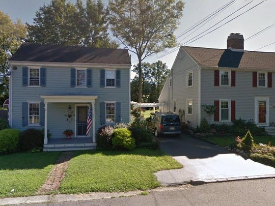 This Google Street View image shows the approximate location of 6 Front St. in Chesterfield. The property at this address changed hands in November 2019, when new owners bought the property for $227,000.