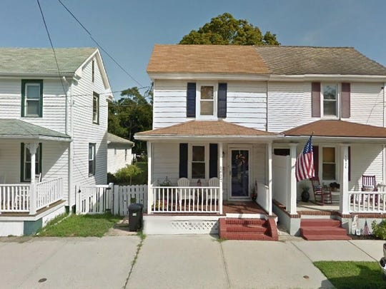 This Google Street View image shows the approximate location of 1627 Albert St. in Hainesport. The property at this address changed hands in November 2019, when new owner bought the property for $145,900.