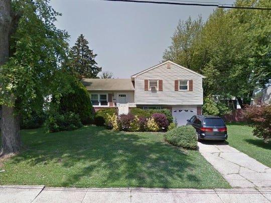 This Google Street View image shows the approximate location of 4 Hilton Road in Mount Holly. The property at this address changed hands in November 2019, when new owner bought the property for $215,000.