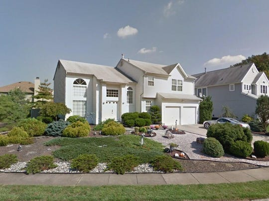 This Google Street View image shows the approximate location of 14 Michaelson Drive in Mount Laurel. The property at this address changed hands in December 2019, when new owners bought the property for $394,000.