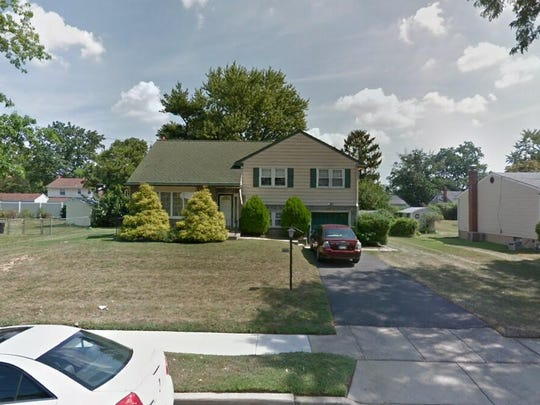 This Google Street View image shows the approximate location of 2118 Laurel Drive in Cinnaminson. The property at this address changed hands in December 2019, when new owners bought the property for $260,000.