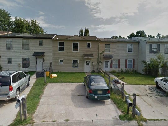 This Google Street View image shows the approximate location of 104 Hampshire Road in Gloucester Township. The property at this address changed hands in October 2019, when new owner bought the property for $52,500.