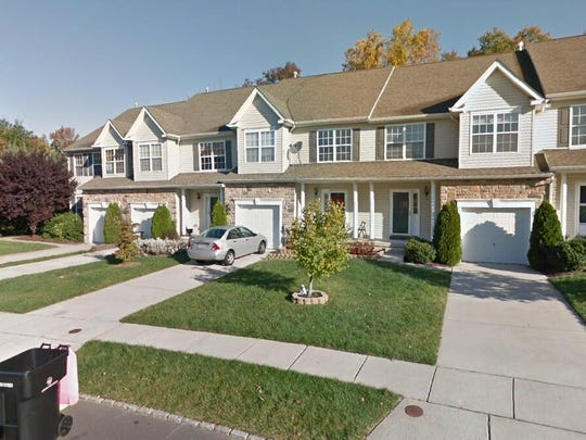 This Google Street View image shows the approximate location of 223 Hidden Drive in Gloucester Township. The property at this address changed hands in November 2019, when new owner bought the property for $177,900.