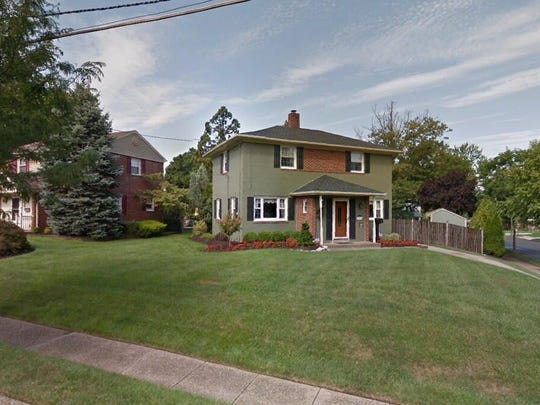 This Google Street View image shows the approximate location of 300 Crestwood Ave. in Haddon. The property at this address changed hands in October 2019, when new owners bought the property for $372,000.