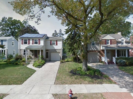 This Google Street View image shows the approximate location of 245 Lawnside Ave. in Haddon. The property at this address changed hands in August 2019, when new owner bought the property for $320,000.
