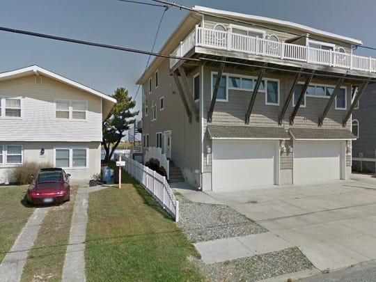 This Google Street View image shows the approximate location of 673 Sunrise Drive C-E in Avalon. The property at this address changed hands in December 2019, when the new owner bought the property for $1,860,000.