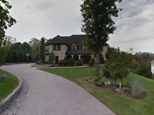 This Google Street View image shows the approximate location of 10 Berlin Lane in Montville. The property at this address changed hands in November 2019, when the new owners bought the property for $1,050,000.