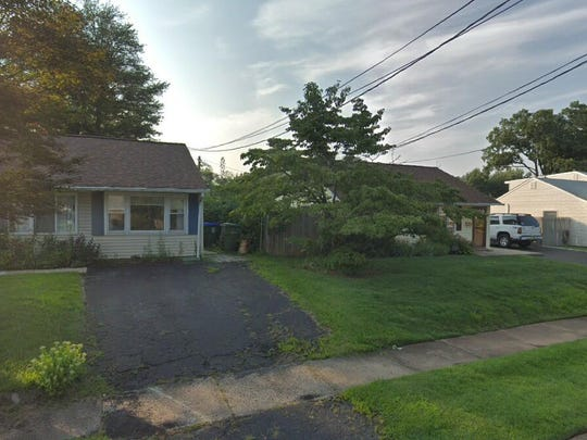 This Google Street View image shows the approximate location of 25 Idlewild Road in Edison. The property at this address changed hands in October 2019, when new owner bought the property for $256,000.