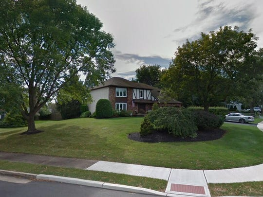 This Google Street View image shows the approximate location of 18 Titus Lane in Plainsboro. The property at this address changed hands in November 2019, when new owners bought the property for $650,000.