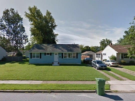 This Google Street View image shows the approximate location of 42 Baker Blvd. in Evesham. The property at this address changed hands in November 2019, when new owners bought the property for $205,000.