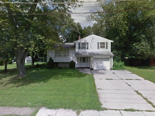 This Google Street View image shows the approximate location of 40 Flintstone Drive in Evesham. The property at this address changed hands in December 2019, when new owner bought the property for $298,000.